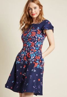 5f6e9d1a05c Floral Dresses  Floral Print Dresses - Long   Short