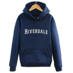 2017 tv series Riverdale hoodie for men plus size fleece pullover