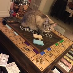 Monopoly Board Proposal - Imgur