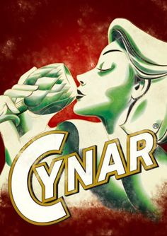 Pubblicità Cynar  1960