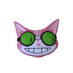 Custom Animal Stress Toys Cat Head