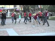 Check out this awesome flash mob Lyric produced for our 2010 production of THE ROCKY HORROR SHOW.