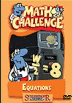 DVD:Armed with answers about equations with a single variable, secret agent Matt Mattics and his team set out to thwart Dr. Strangeglove, who has created a Number Juicer in space. The machine is designed to turn all of the world's numbers into tasty beverages. Will Mattics and his agents save the day? Algebraic Expressions, Variables, Curriculum, Numbers, Beverages, Tasty, Education, Patterns, Space