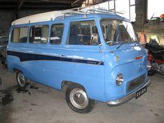 Ford Thames camper van For Sale