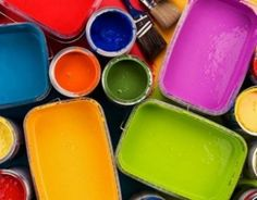 Wish you a colourful happy Holi here we have Best Holi Wishes, Holi Images, Holi Quotes, Wallpapers and Holi Greeting Cards. Feng Shui, We Do Logos, Holi Wishes, Paint Buckets, Paint Cans, Happy Holi, Color Psychology, Painting Wallpaper, Hd Wallpaper