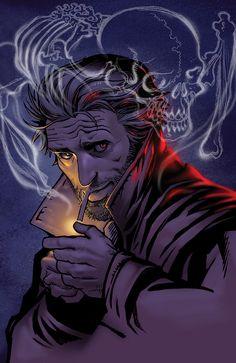 """Hellblazer"" Rebirth Series Sees Oliver, Moritat Bring John Constantine Home"