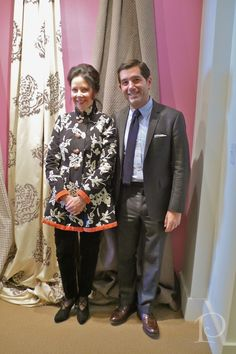 Pamela Copeman and Philip Gorivan, Boston Design Center
