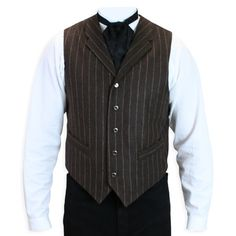 Wilkins Vest - Walnut