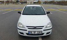 CORSA CORSA 1.2i 16V TWINPORT 5 KAPI ESSENTIA 2005 Opel Corsa CORSA 1.2i 16V TWINPORT 5 KAPI ESSENTIA