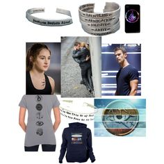 """""""#Divergent"""" by cmfire18 on Polyvore"""