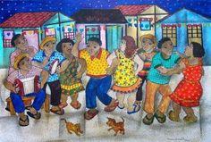 Calango - obra de Vanice Ayres Leite