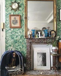 Het stulpje van Jeanne Damas in Parijs