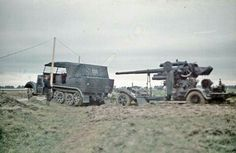 88 mm german gun , eastern front, pin by Paolo Marzioli