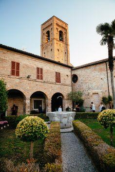 Pierti: the Atelier in Torre di Palme, Fermo Ascoli Piceno Marche