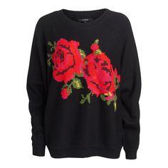 Rose jumper