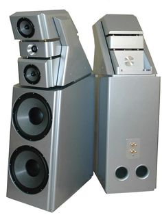 101 MkII Speakers from Ntt Audiolab