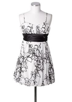 dELiAs > Solid Waist Floral Dress > clearance > view all clearance