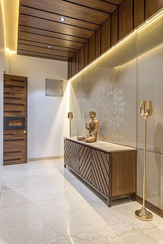 48 Modern Hallway That Will Make Your Home Look Great - Advanced Interior Designs Style Foyer Design, Design Entrée, Entrance Design, House Design, Design Ideas, Entrance Halls, Entrance Foyer, Main Entrance, Design Trends