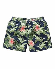 f0e3825744 Firetrap Palmer Swimshort Swim Trunks, Manish, Hot Pants, Suits, Swimsuit