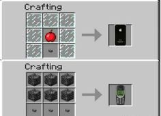 The Difference between an iPhone and a Nokia in Minecraft Plans Minecraft, Minecraft Cheats, Minecraft Food, Minecraft Funny, Amazing Minecraft, Minecraft Tutorial, Minecraft Blueprints, Minecraft Houses, Minecraft Secrets