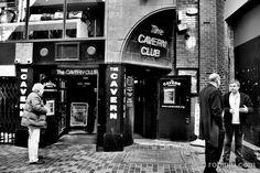 Una tarde en el Cavern Club, Liverpool #cavern #beatles #liverpool