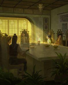 Fanfiction, Fanart, Avatar World, Avatar The Last Airbender Art, Team Avatar, Iroh, Story Arc, Zuko, Legend Of Korra