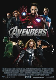 Image result for the avengers movie poster