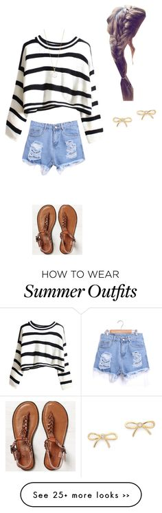 """//so let me hold both your hands in the holes of my sweater//"" by caitlynn1114 on Polyvore featuring moda, American Eagle Outfitters, Accessorize e Kate Spade"