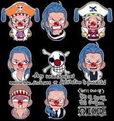 We have long known that Shanks and Buggy joined Roger's group since they were teenagers. But One Piece 964 gave an interesting surprise: Shanks and Bu. One Piece Man, Zoro One Piece, One Piece World, 0ne Piece, One Piece Anime, Es Der Clown, Le Clown, Chibi, Doraemon Wallpapers