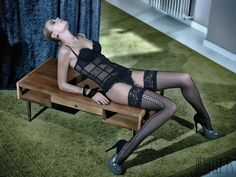 Parah Herbst/Winter 2012-2013 - Dessous - http://de.dentell.es/fashion/lingerie-12/l/parah-3423