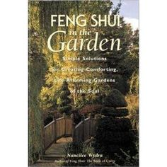 Pyramid Feng Shui founder Nancilee Wydra...my mentor and creator of science based Feng Shui...good feng shui happens outside too!