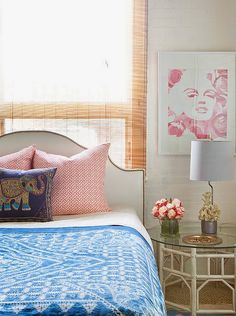 32 Sofisticados e elegantes quartos com charme feminino ~ Decoração e Ideias - casa e jardim