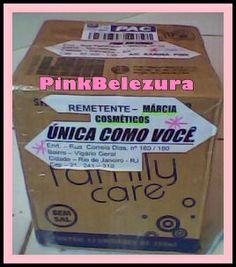 Pinkbelezura: Chegou produtos da Márcia Cosméticos!