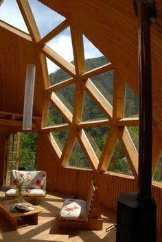 Domos ecologicos. Arquitectura sustentable. Superadobe. ecoconstrucción. | www.casasdemaderaymas.com