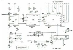 52 best circuit diagram images in 2019 circuit diagram, circuitsdigital tachometer rpm meter schematic design, circuit diagram, computers