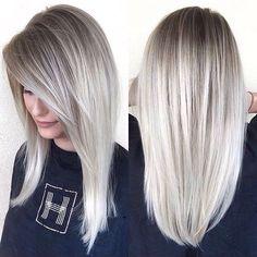Модное окрашивание волос шатуш на 2017 год:20 превосходных примеров