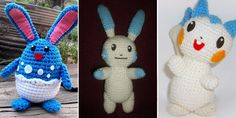 Pokemons have gained popularity all over the world. Thanks to this free pokemon crochet patterns you can create your favorite pokemon for your own or to give this wonderful gift … Pokemon Crochet Pattern, Pikachu Crochet, Crochet Patterns Amigurumi, Stuffed Toys Patterns, Fiber Art, Create Yourself, Christmas Ornaments, Cool Stuff, Crocheting