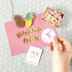 Incase you missed it on our blog account her is my mini haul from @craftacularuk last weekend #lovehandmade  makers are tagged
