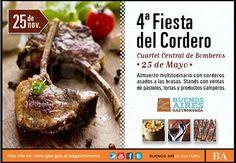 4ª Fiesta del Cordero en 25 de Mayo