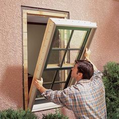 How do you decide whether to repair or replace your old windows? Learn your options, relative cost and effectiveness of repairs, and how to judge whether a window should be saved or thrown away.