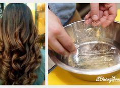 Come prendersi cura dei capelli sfibrati con la gelatina alimentare