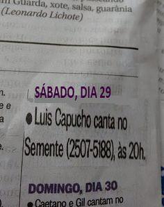 Blog Azul: Tijolinho editado n'O Globo de hoje, avisando de n...