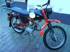 Jawa 90 Cross