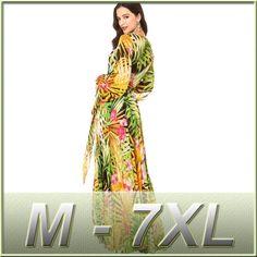 Fashion Muslim Dress Abaya in Dubai Islamic Clothing For Women Muslim Abaya Jilbab Djellaba Robe Floral Print Dress 3029 #Islamic clothing Maxi Dress Summer, Chiffon Dress Long, Lace Dress, Plus Size Womens Clothing, Clothes For Women, Muslim Dress, Hijab Dress, Resort Dresses, Islamic Clothing