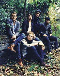Parachute, the band :]