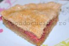 Tarta rustica de mere, gutui si zmeura cu blat integral