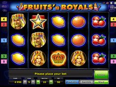 Drehe kostenlos Automaten Spiel Fruits´n Royals - http://freeslots77.com/de/kostenloser-online-spielautomat-fruits-n-royals/