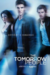 The Tomorrow People (2013– ) TV Series  -  60 min  -  Drama | Sci-Fi  The story of several young people from around the world who represent the next stage in human evolution, possessing special powers, including the ability to teleport and communicate.  Creator: Phil Klemmer Stars: Peyton List, Robbie Amell, Luke Mitchell