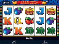 Spielen kostenlos online Automaten Spiel Reel King - http://freeslots77.com/de/reel-king/