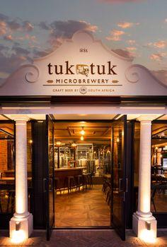 Tuk Tuk Microbrewery Franschoek http://www.hospitalityhedonist.co.za/tuk-tuk-microbrewery-franschhoek-cbc-beer-paarl/